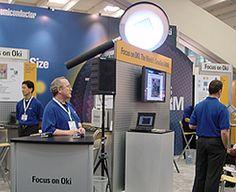 OKI Semiconductor, ESC Conference, Moscone Center, San Francisco