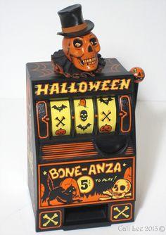 halloween bone-anza - by cali lee