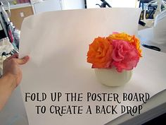 How to Create and Photograph a Blog Tutorial - craft - Little Miss Momma