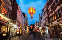 500px / China Town, London by Carlos Lopez