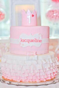 little princess pink ballerina ballet birthday party