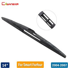 "Cawanerl 300mm Auto Back Windscreen Wiper Blade Car Rubber Rear Window Wiper 14"" 1 Piece For Smart Forfour 2004 2005 2006 2007  #Affiliate"
