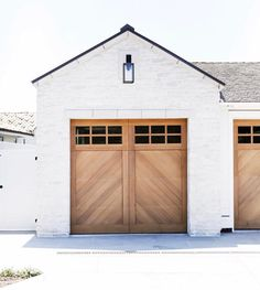 """Arrrowpoint Interiors on Instagram: """"Obsessed is an understatement! These are the most stunning garage doors 😍"""""""