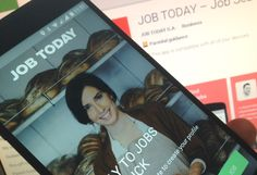Job Today raises $10 million to help you find a job, erm, today | VentureBeat | Mobile | by Paul Sawers