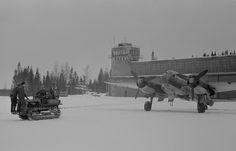 Finnish Air Force Junkers Ju-88.