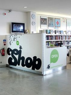Creative Review - Opinion: the Design Museum Shop identity
