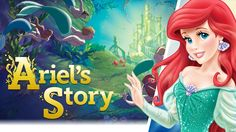 DISNEY PRINCESS - Ariel's Story - SUBSCRIBE