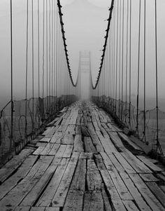 I'm in love with bridges.