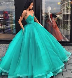 Strapless Ball Gowns Prom Dresses Simple Red Long Prom Dress Evening D – selinadress Strapless Prom Dresses, Elegant Bridesmaid Dresses, Pretty Prom Dresses, Tulle Prom Dress, Quinceanera Dresses, Beautiful Dresses, Elegant Dresses, Sexy Dresses, Wedding Dresses
