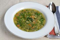 Soup Recipes, Cooking Recipes, Palak Paneer, Love Food, Vegan, Ethnic Recipes, Casseroles, Diet, Kitchens