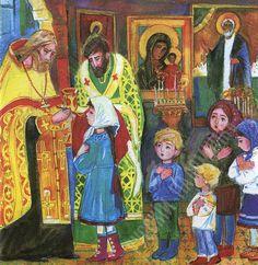 Orthodox Communion