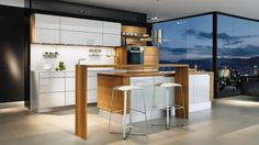 linee Küche - der Küchenallrounder unter den TEAM 7 Küchen