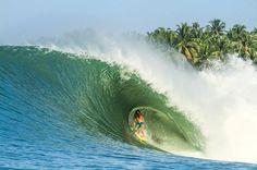 A beauty, a surfer's dream!!!