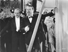 Sig Rumann and Harpo Marx in A NIGHT AT THE OPERA (1935).