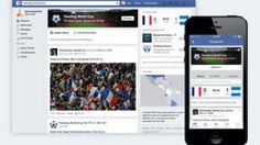 """THROUGH one week of the World Cup, Facebook has already seen more people having more interactions about the tournament on the social media site than it had for the Sochi Olympics, Super Bowl and Academy Awards combined. A total of 141 million people have commented about, """"liked"""" or shared posts on Facebook about the World […]"""