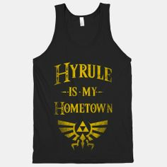 Hyrule Is My Hometown (tank)