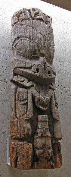Ninstints Totem Poles - Google Search