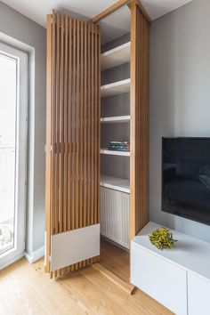 Living Room Tv Unit Designs, Design Living Room, Tv Wall Design, House Design, Design Apartment, Bedroom Closet Design, Home Interior Design, Home And Living, Home Remodeling