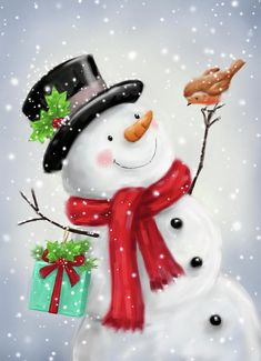 Christmas Rock, Christmas Snowman, Handmade Christmas, Vintage Christmas, Christmas Time, Christmas Crafts, Merry Christmas, Christmas Decorations, Christmas Ornaments