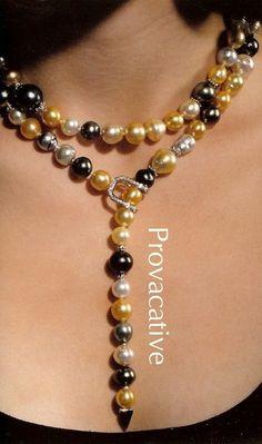 Dare Necklace...provocative