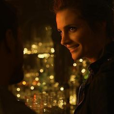 Stana Katic as Emily Byrne in Amazon Prime's Absentia