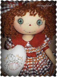 Annie gives thanks ~ charmingsbycmh