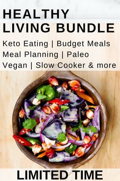 Save money, get healthy, learn meal planning, paleo, keto, and so much more! #keto #lowcarb #mealplanning #save #savings #recipes Gf Recipes, Whole Food Recipes, Healthy Recipes, Eating Light, Healthy Family Meals, Crock Pot Cooking, Pressure Cooker Recipes, Budget Meals, Organic Recipes