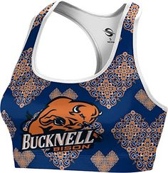 ProSphere Womens Bucknell University Foxy Sports Bra XXL *** Check out this great product.