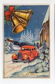 Bilderesultat for cranner Norway, Auction, Manga, Christmas Postcards, Painting, 1940s, Manga Anime, Painting Art, Manga Comics