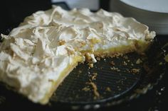 Lemon Meringue Pie  www.dziarskapara.pl