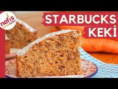 Starbucks Taste Carrot Cake (with video) - Delicious Starbucks Tadında Havuçlu Kek (videolu) – Nefis Yemek Tarifleri Starbucks Tasted Carrot Cake (with video) – Yummy Recipes - Snack Mix Recipes, Cake Recipes, Kids Snack Mix, Cookie Dough Cake Pops, Starbucks Cake Pops, Caramel Crunch, White Chocolate Cookies, Salty Snacks, Sweet And Spicy