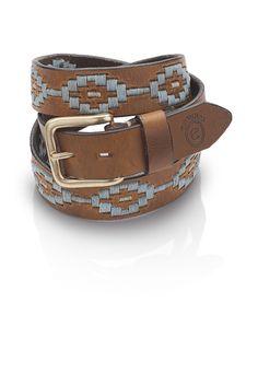 Argentine polo belt