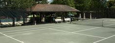 One of 12 Tennis Courts at Paramount Country Club! #ParamountCountryClub #Tennis #TennisPro