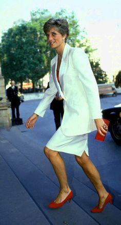 Diana, always classy