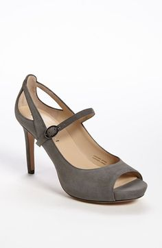 Via Spiga 'Neely' Pump available at #Nordstrom Fabulous every day and dress shoe. Perfect height and their shoes never hurt!