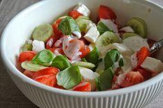 Miss Milla at Home: Koude pasta salade met pesto
