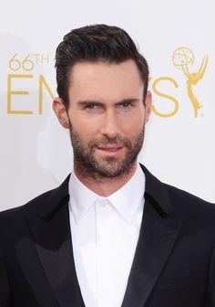 Galanes de alfombra roja: ¡Los guapos que nos enamoraron en los Emmys 2014! ADAM LEVINE.