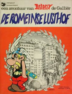 Asterix and Obelix the Roman lusthof
