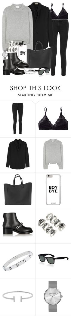 """Sin título #3877"" by hellomissapple on Polyvore featuring moda, Acne Studios, Talula, Yves Saint Laurent, Givenchy, Forever 21, Cartier, Ray-Ban, Humble Chic y Marc by Marc Jacobs"