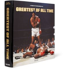 A Tribute to Muhammed Ali Hardcover Book