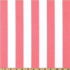 Premier Prints Canopy Stripe Baby Pink  Item Number: UF-871  Our Price: $7.48 per Yard