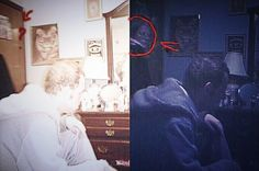 From evidence documented during a paranormal investigation to family snaps that captured something sinister, these ghost photos just might make you believe.