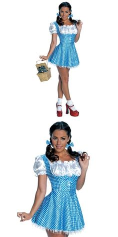 women costumes dorothy costume adult wizard of oz halloween fancy dress buy it - Dorothy Halloween Costume Women