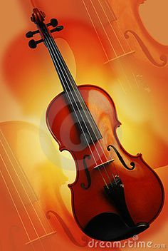 red violin   The Red Violin Royalty Free Stock Photography - Image: 1920917