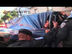 Denuncia periodista detención arbitraria por #1SMX - Aristegui Noticias