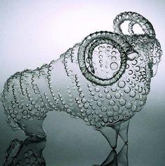 Věra Lišková Czech Glass, Artist At Work, Glass Art, Pottery, Ceramics, My Love, Ceramica, Ceramica, Pottery Marks