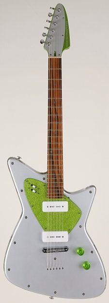 FANO Retrosphear 2012 Saturn Green | Reverb. http://www.guitarandmusicinstitute.com