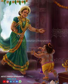 Shiva Parvati Images, Shiva Hindu, Durga Images, Shiva Shakti, Hindu Deities, Lord Durga, Ganesh Lord, Shri Ganesh, Durga Maa
