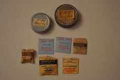 VINTAGE WRIST WATCH PARTS SOME NEW IN PACKAGE HOROLOGISTS STEAMPUNKERS