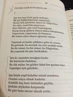 Rekürsif Düşünce: Turgut Uyar - Büyük Saat I Still Want You, Beautiful Words, Book Quotes, Cool Words, Karma, Lyrics, Language, Inspirational Quotes, Sad